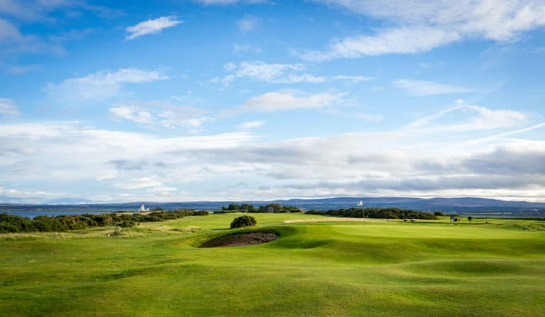 Fortrose and Rosemarkie 2nd Green