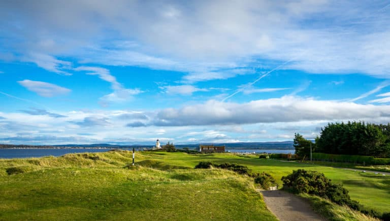 Fortrose & Rosemarkie Golf Club 4th Hole Fairway