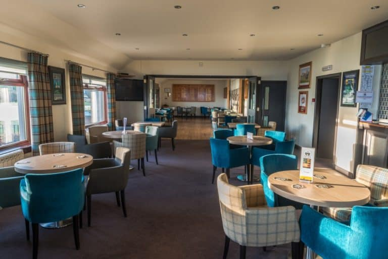 Fortrose Club House and Bar