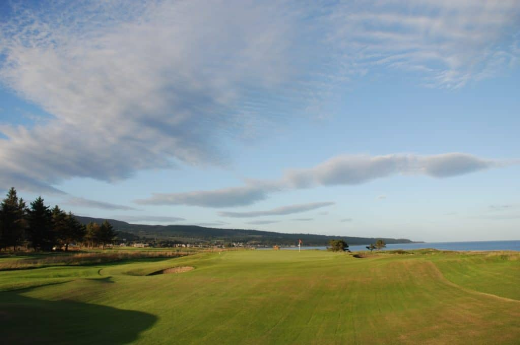 Golspie Golf Links