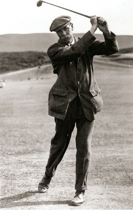James Braid - Five Time Open Champion