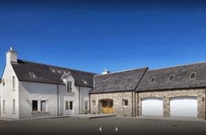 Kintal House - Muir of Ord