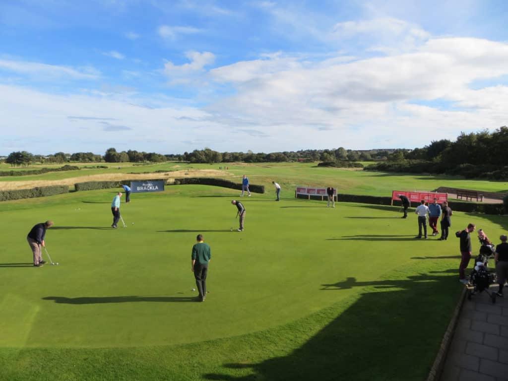 Nairn Dunbar Golf Links