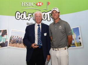 Alistair Tait wins Gallacher Award 2013/2014