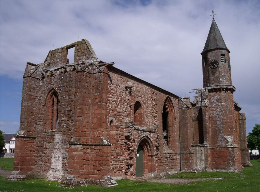 Fortrose Cathedral Black Isle