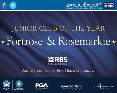RBS Junior Club of the Year