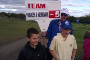 Team Fortrose and Rosemarkie