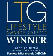LTG Winner Fortrose Golf Club