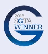 SGTA 2018 Winner